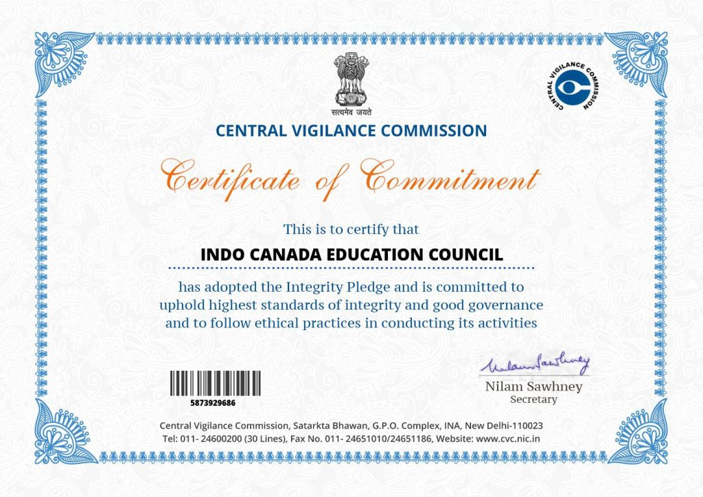 Central Vigilance Commission, Govt. of India