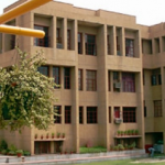The Shri Ram School Vasant Vihar Building