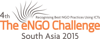 The eNGO Challenge South Asia 2015