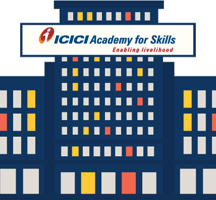 ICICI Academy for Skills provides free of cost vocational skill programs to youth